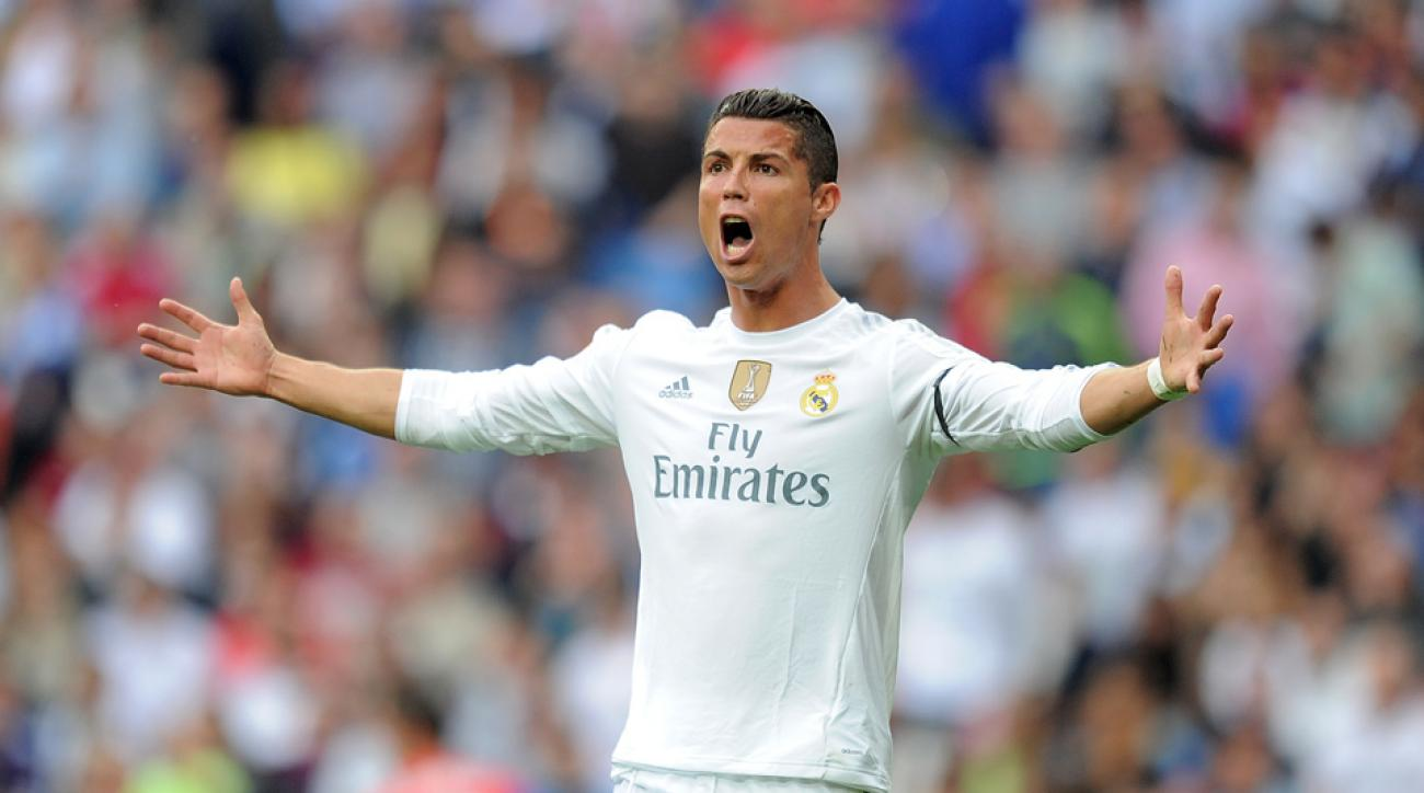 christiano ronaldo real madrid all time record goals