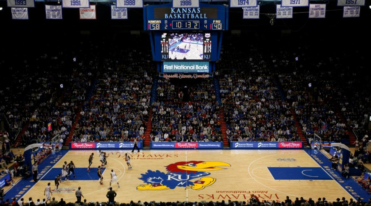 Kansas's new basketball dorms are amazing