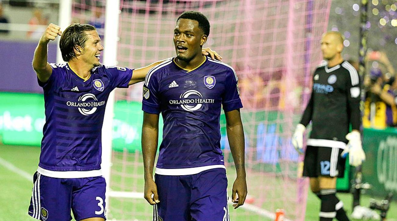 Cyle Larin Orland City FC