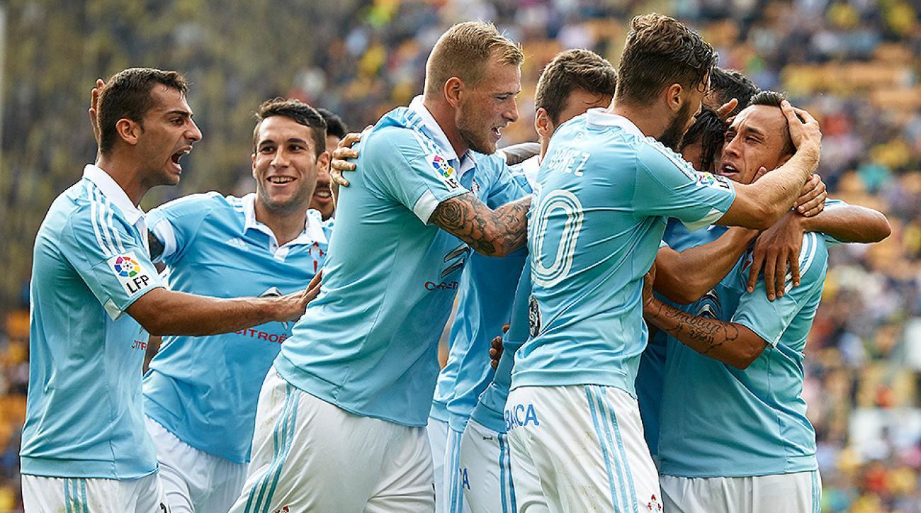Celta Vigo beats Villarreal