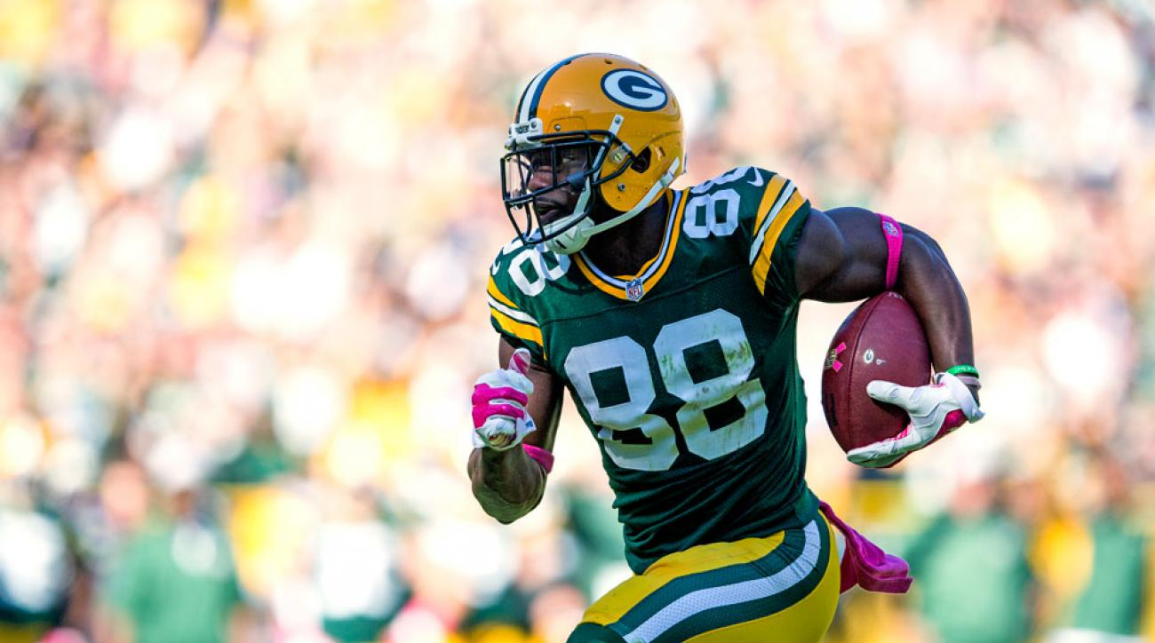 Green Bay Packers Ty Montgomery ankle injury update