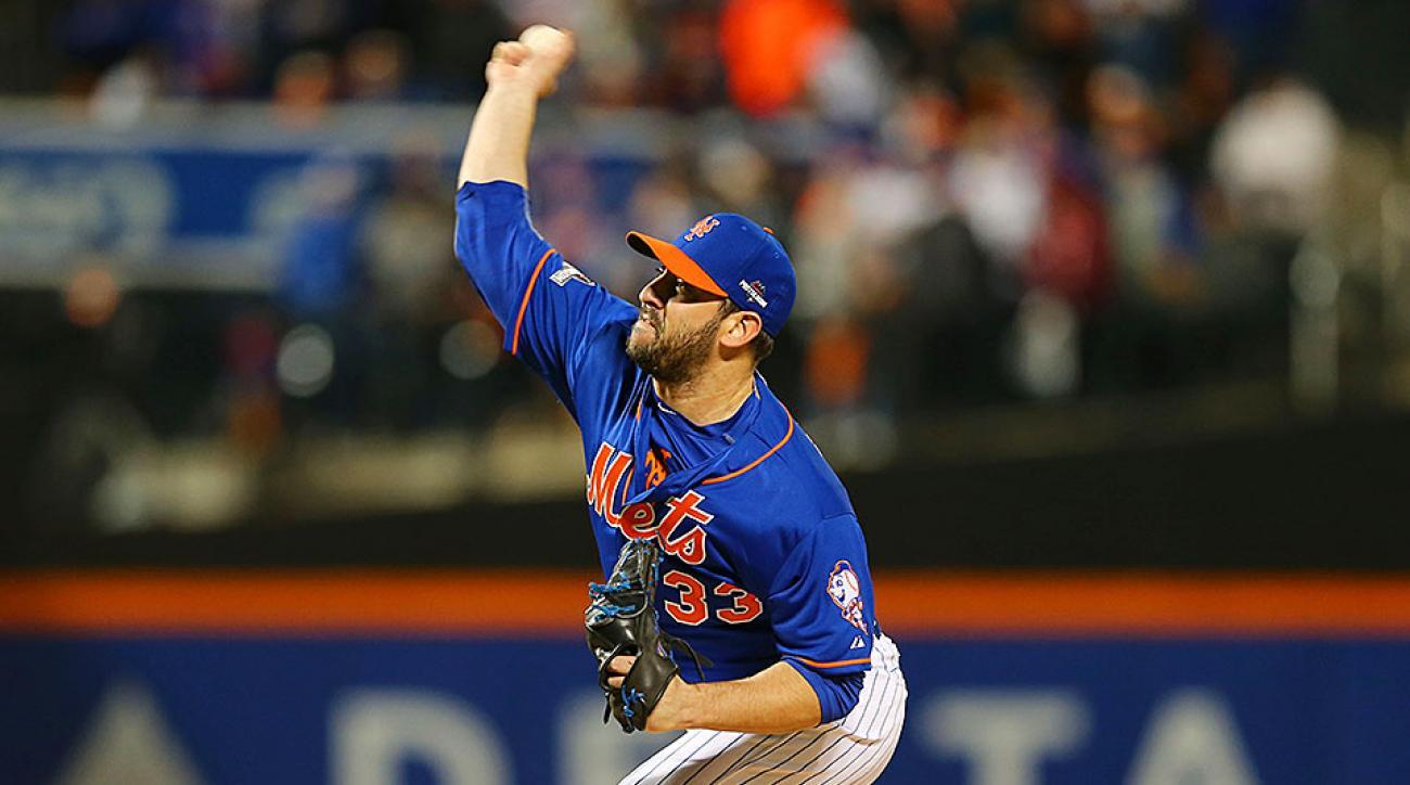 Matt Harvey Mets