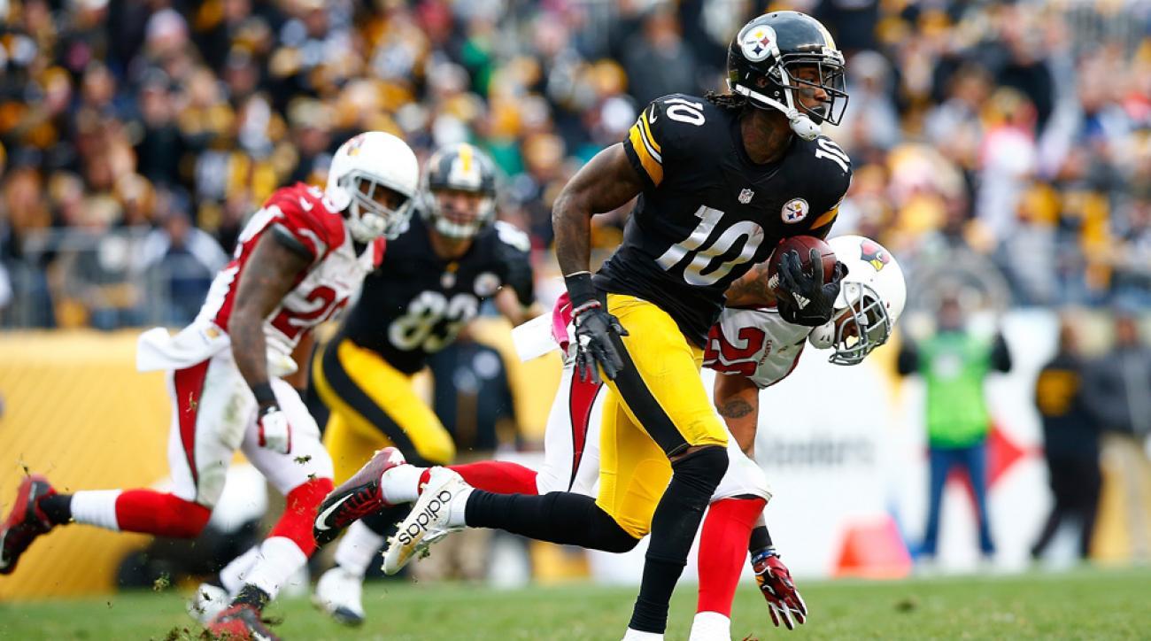 Martavis Bryant, Steelers vs Cardinals, Martavis Bryant Touchdown, NFL Reinstates Martavis Bryant