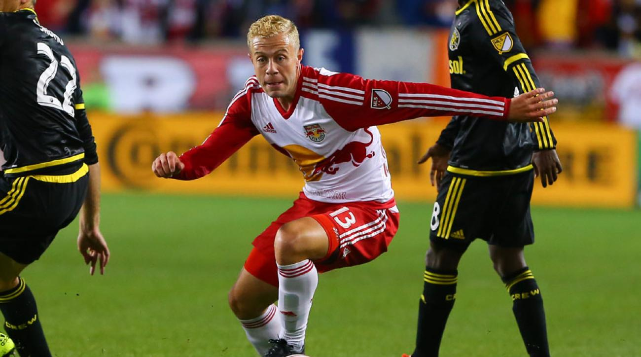 New York Red Bulls Mike Grella fastest goal video