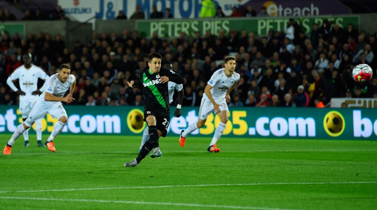 Swansea City vs. Stoke City