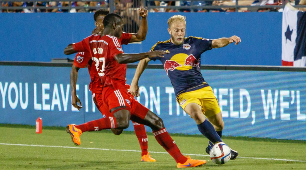 FC Dallas, New York Red Bulls vie for the MLS Supporters' Shield