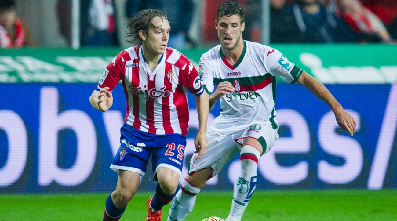 Sporting Gijon vs. Granada