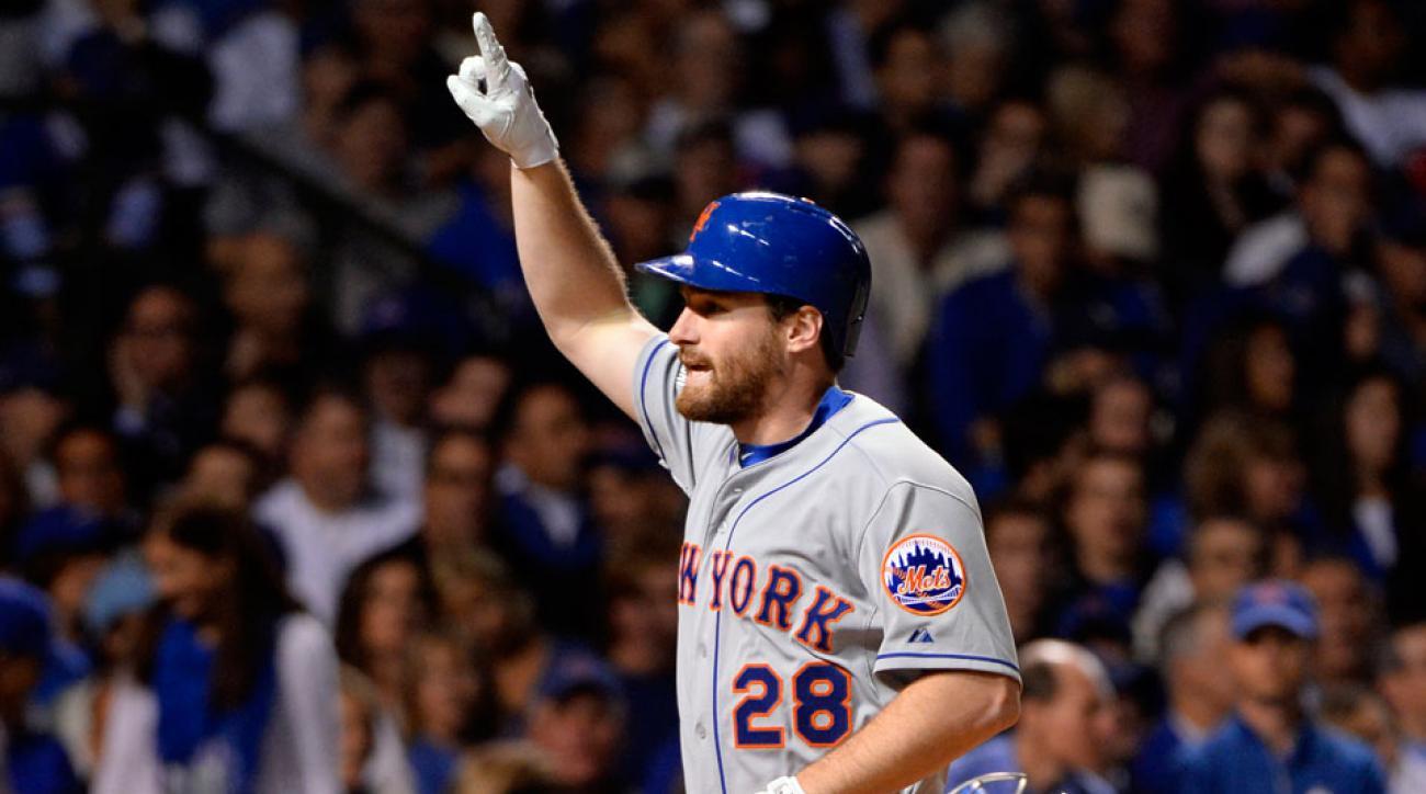 daniel murphy five home runs mets cubs
