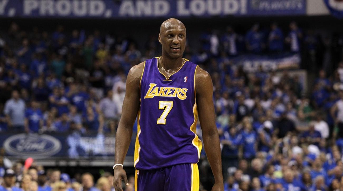 Lamar Odom was at his happiest when he was a part of two Los Angeles Lakers title teams