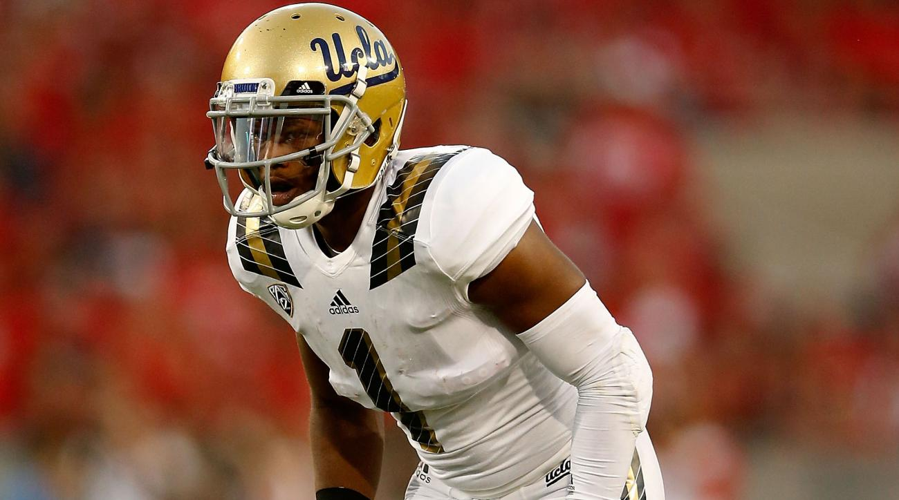 UCLA CB Ishmael Adams charged with misdemeanor battery