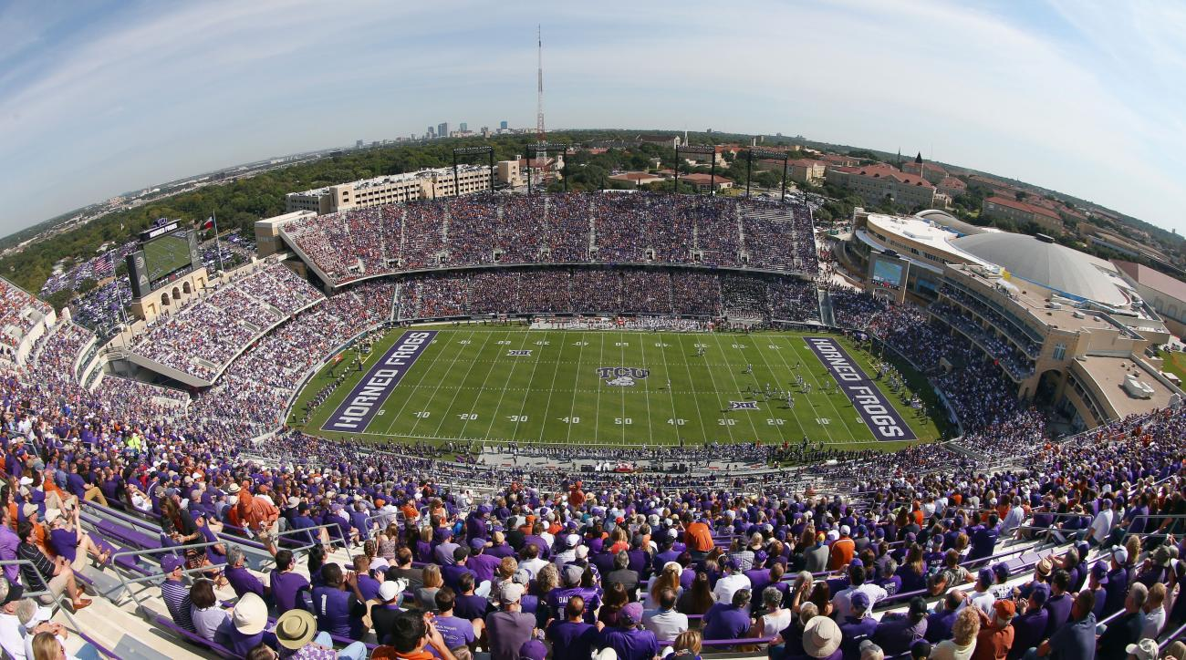 tcu football mike freeze leaves team
