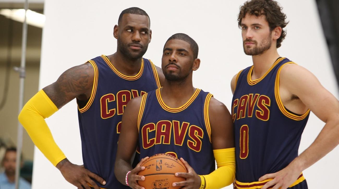 Will the Cavaliers\u0027 offense improve in Year 2 of LeBron\u0027s return?