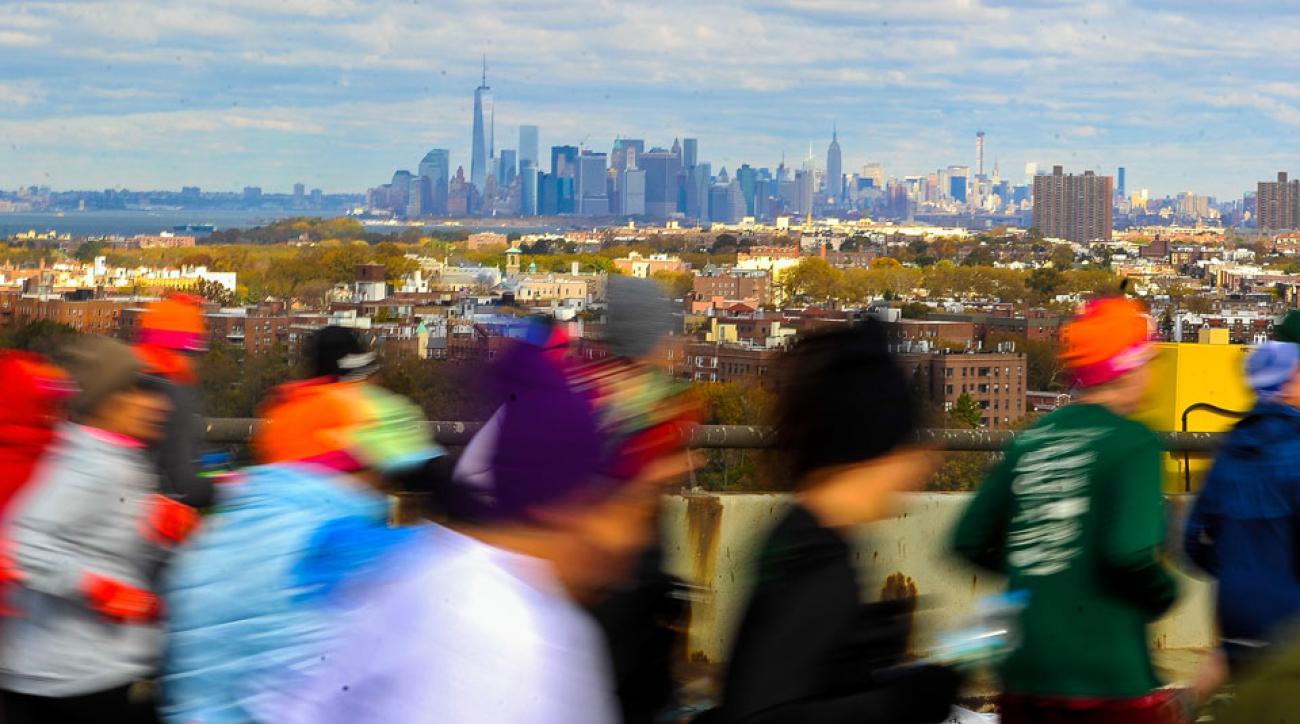 2015 new york city marathon watch online live stream