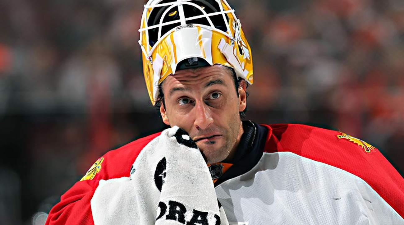 Roberto Luongo S Twitter Account Valuable Outlet For Vet Goaltender