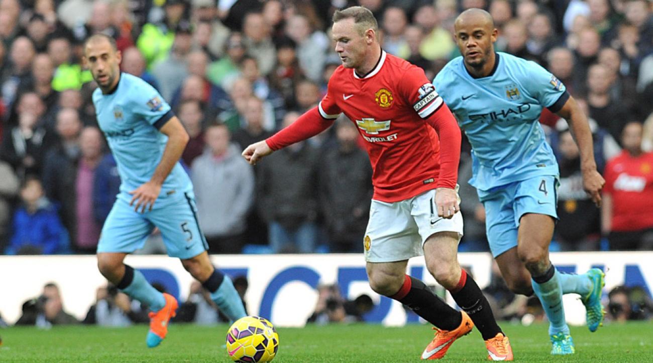 Manchester United vs. Manchester City