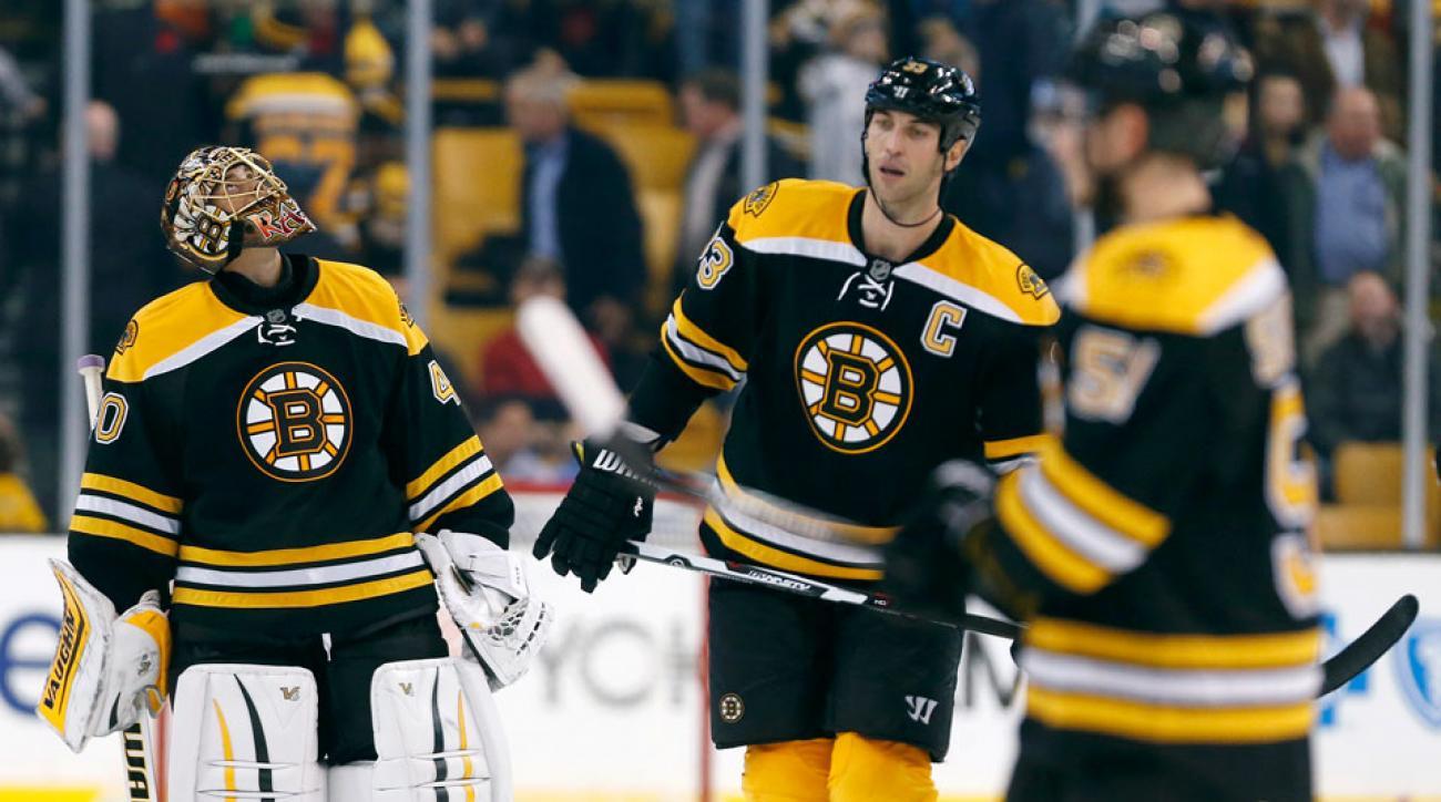 Boston Bruins 2016 winter classic uniforms