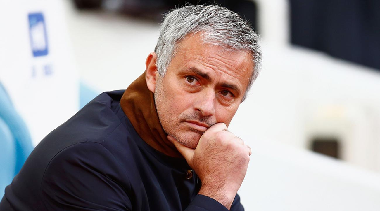 Jose Mourinho Chelsea English Premier League