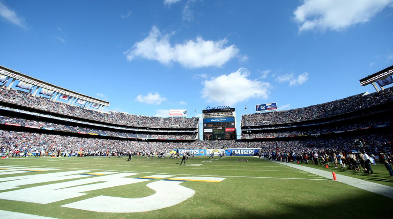 san diego chargers los angeles relocation