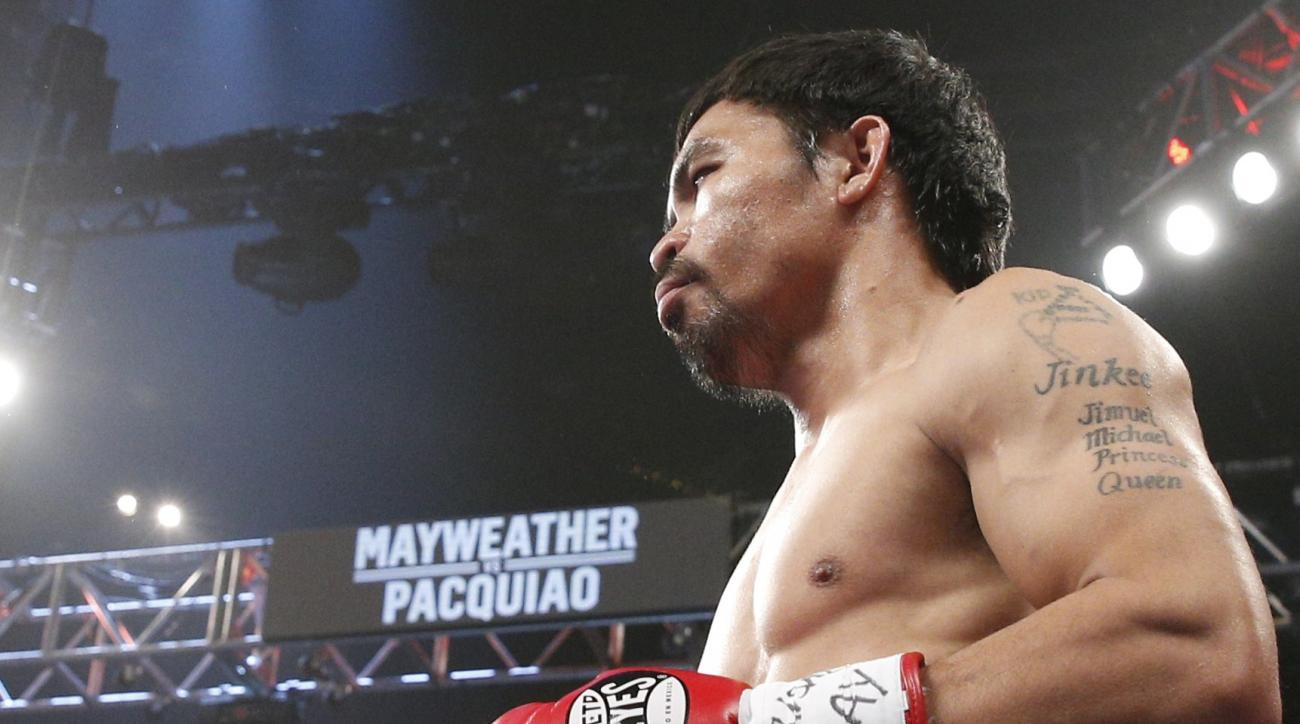 manny pacquiao retiring next fight retirement retires
