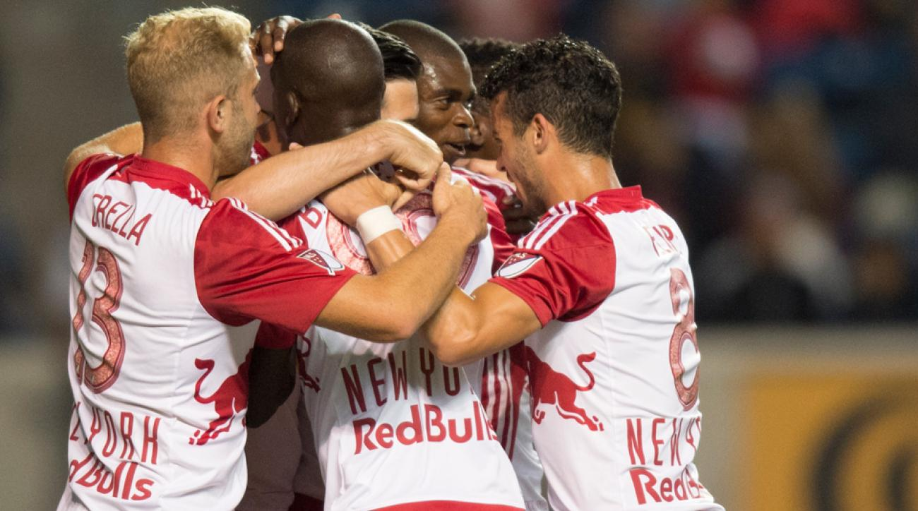 New York Red Bulls win MLS Supporters' Shield