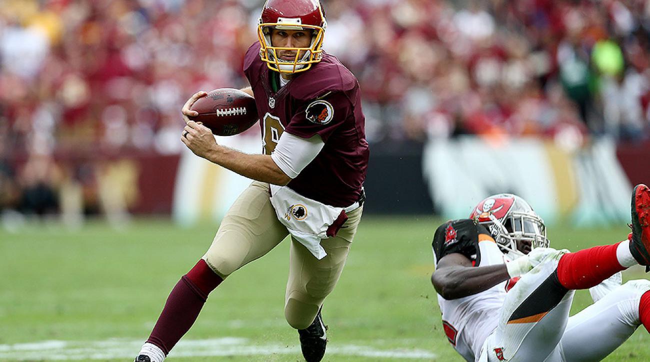 NFL Week 7: Kirk Cousins, Redskins defeat Buccaneers 31–30