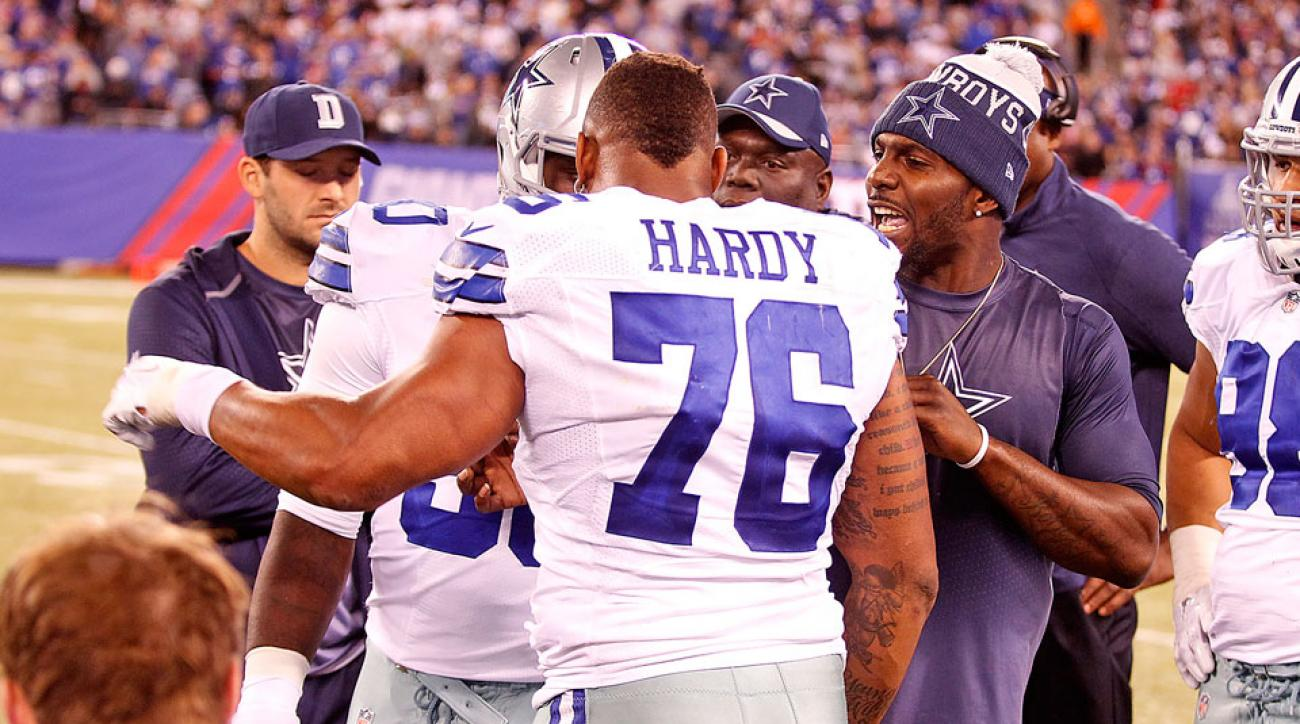Jason Garrett: No  discipline for Greg Hardy