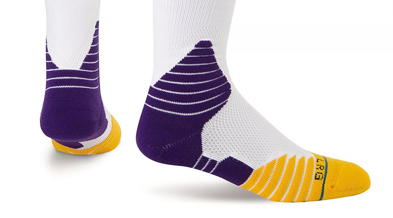Stance socks Los Angeles Lakers