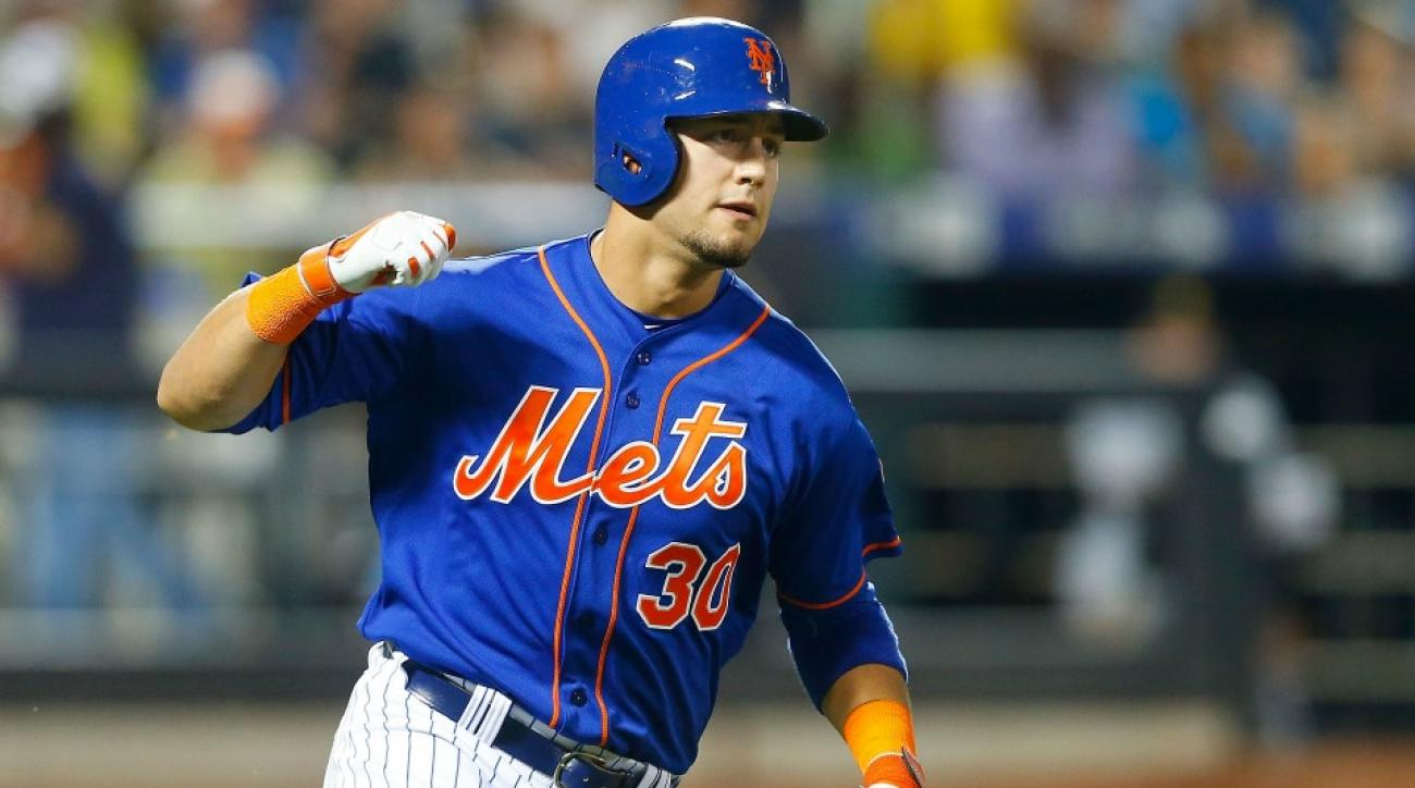 New York Mets' Michael Conforto has appeared in Little League, College and MLB World Series
