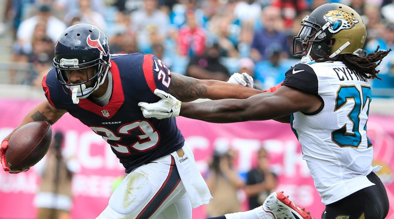 nfl rumors news injuries week 7 arian foster