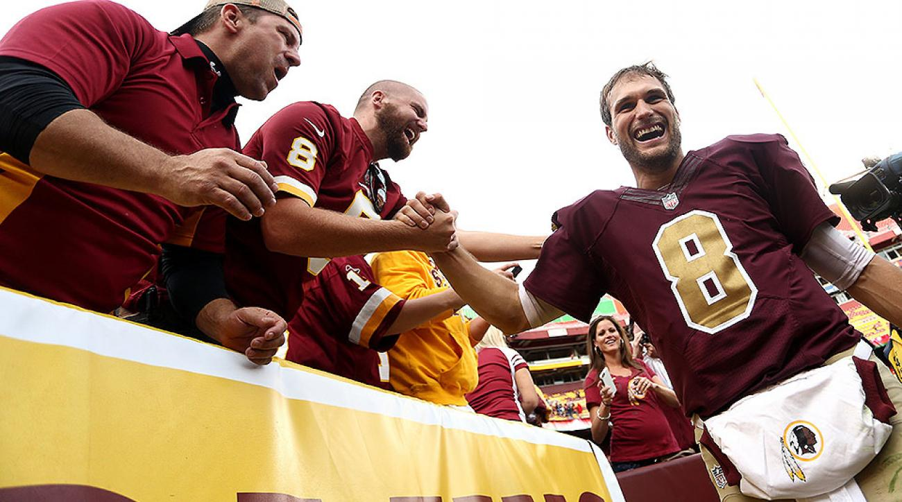 NFL Sour Rankings: Kirk Cousins, Corey Liuget, Cole Beasley top Week 7 oddities