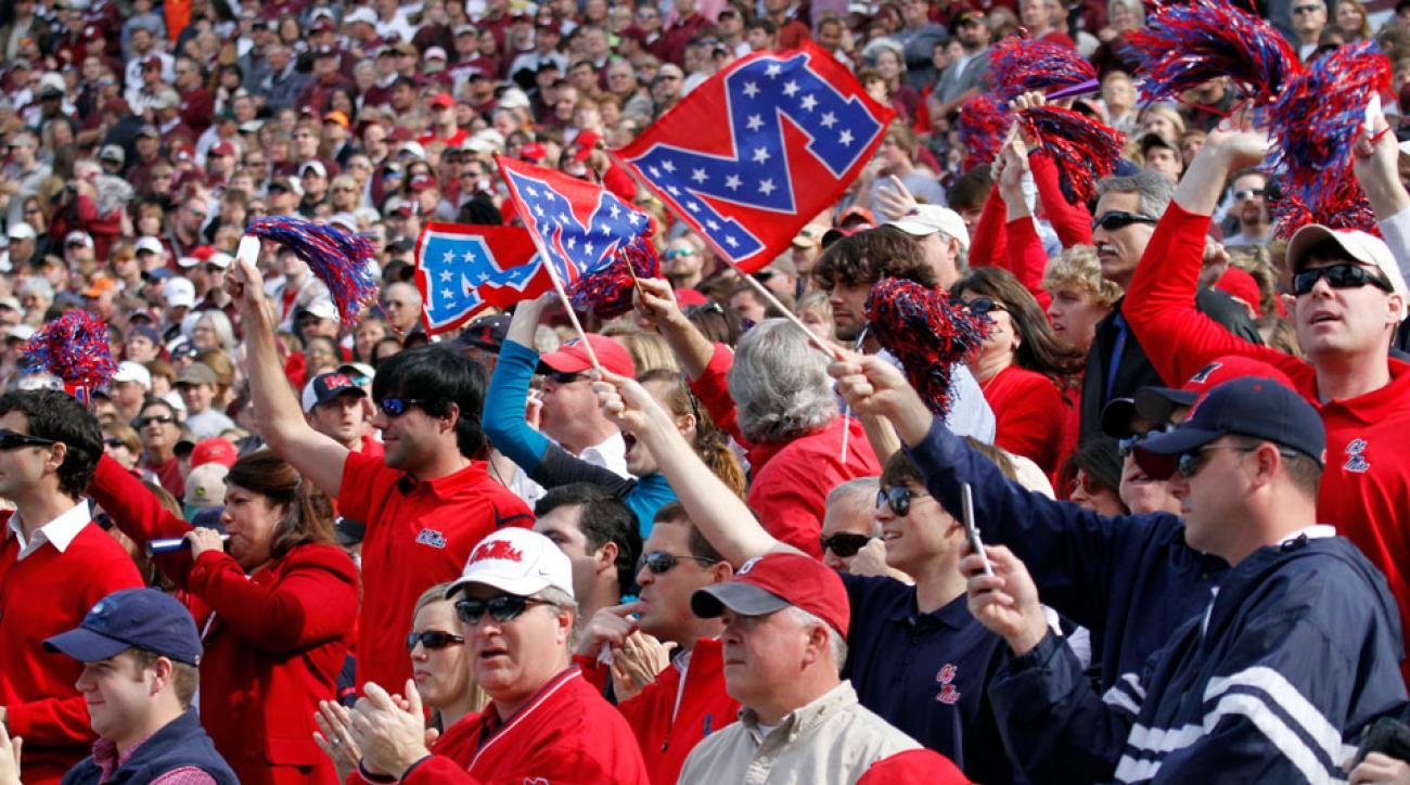 ole miss removes state flag