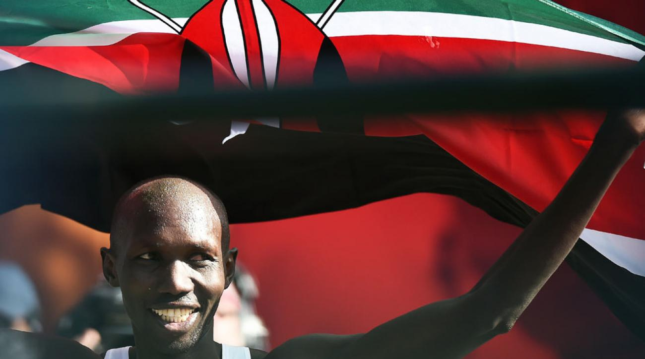 athletics kenya olympic marathon trials