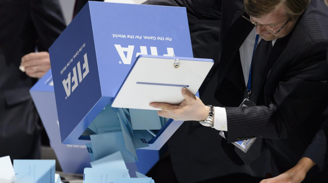 FIFA presidential election