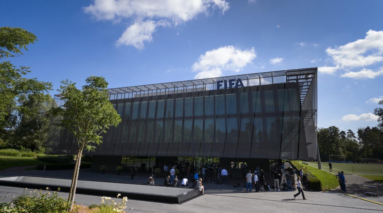 FIFA Headquarters, Zurich