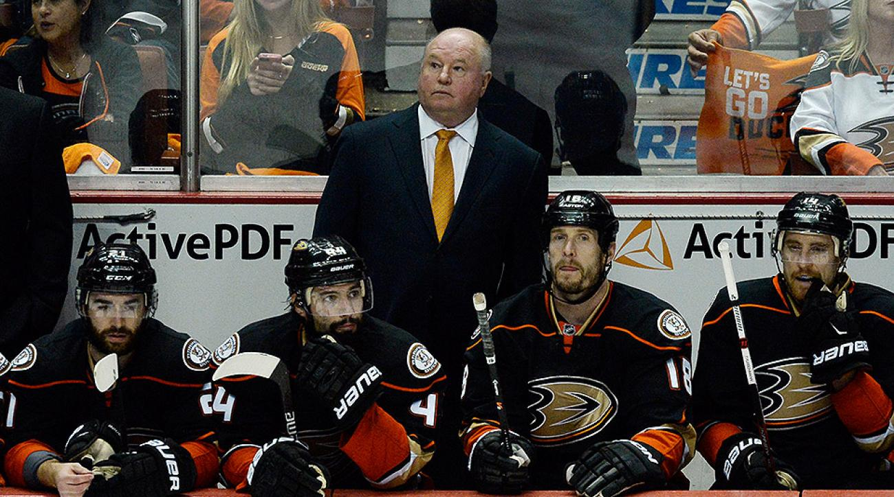 Anaheim Ducks Bruce Boudreau