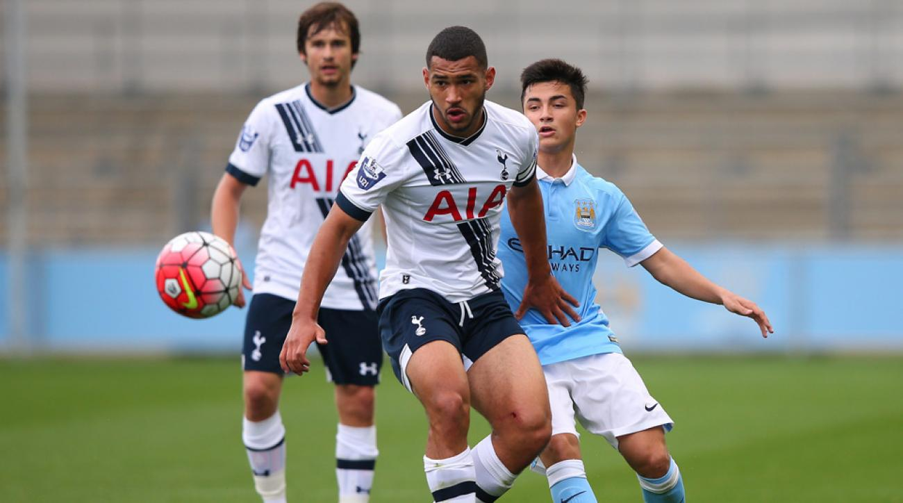 Us Defender Cameron Carter Vickers Signs Extension With Tottenham