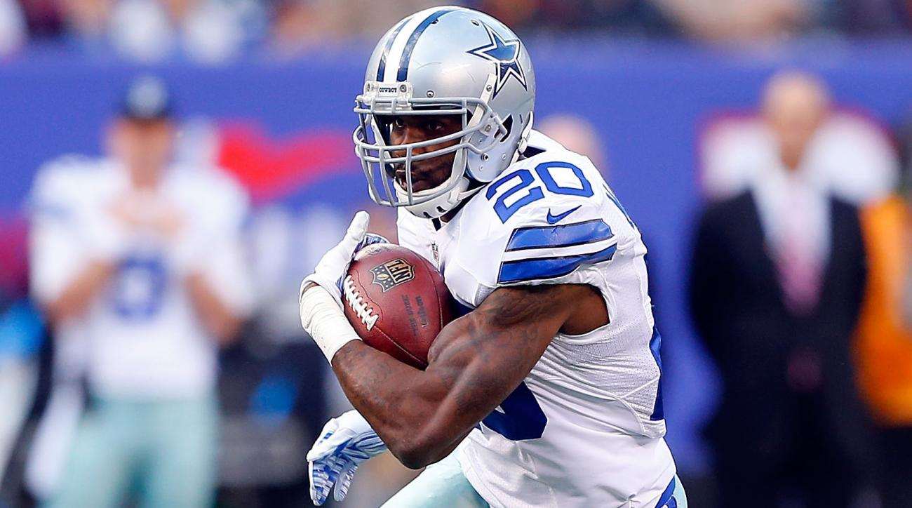 Dallas Cowboys RB Darren McFadden will start vs. Seahawks