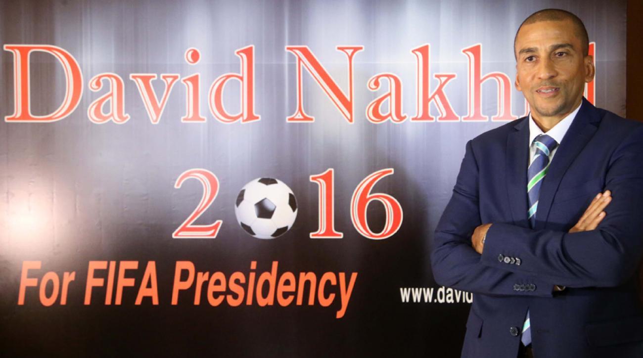 David Nakhid, FIFA
