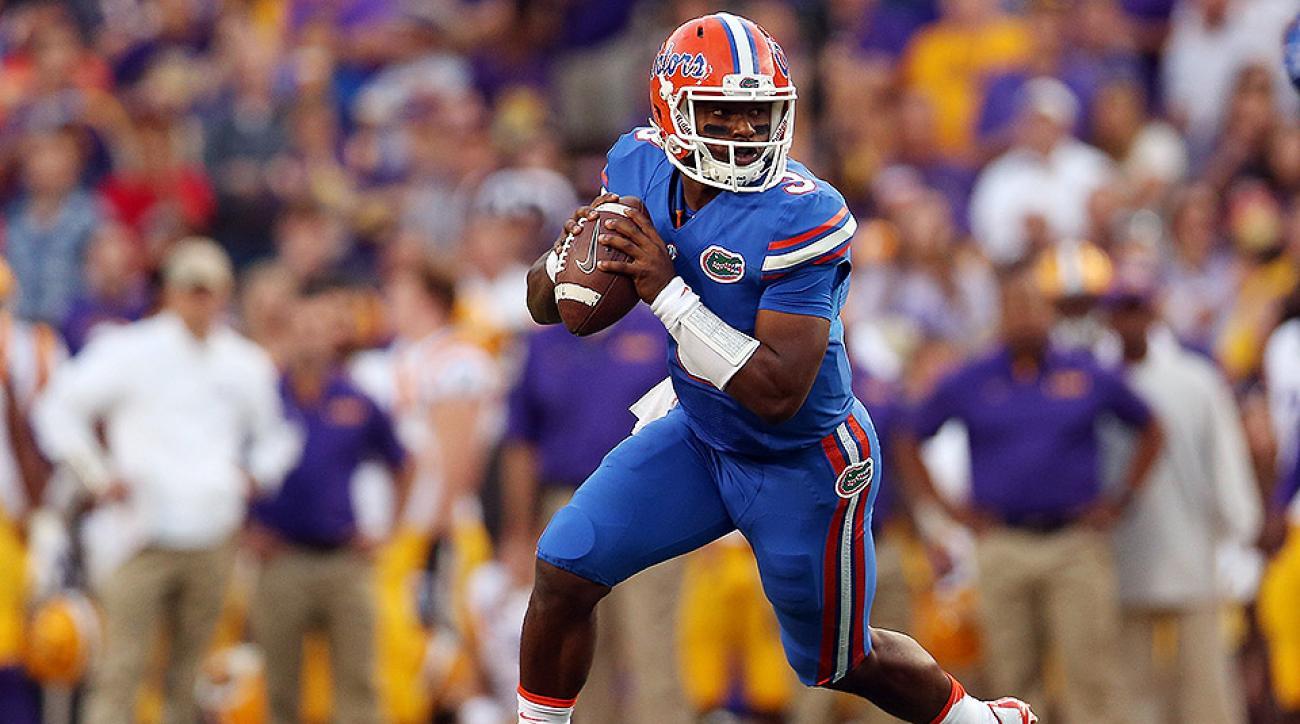 Florida football Treon Harris