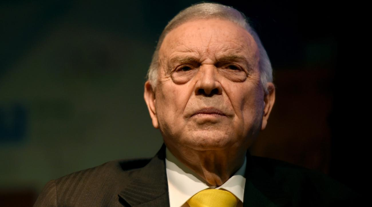 Brazil's Jose Maria Marin