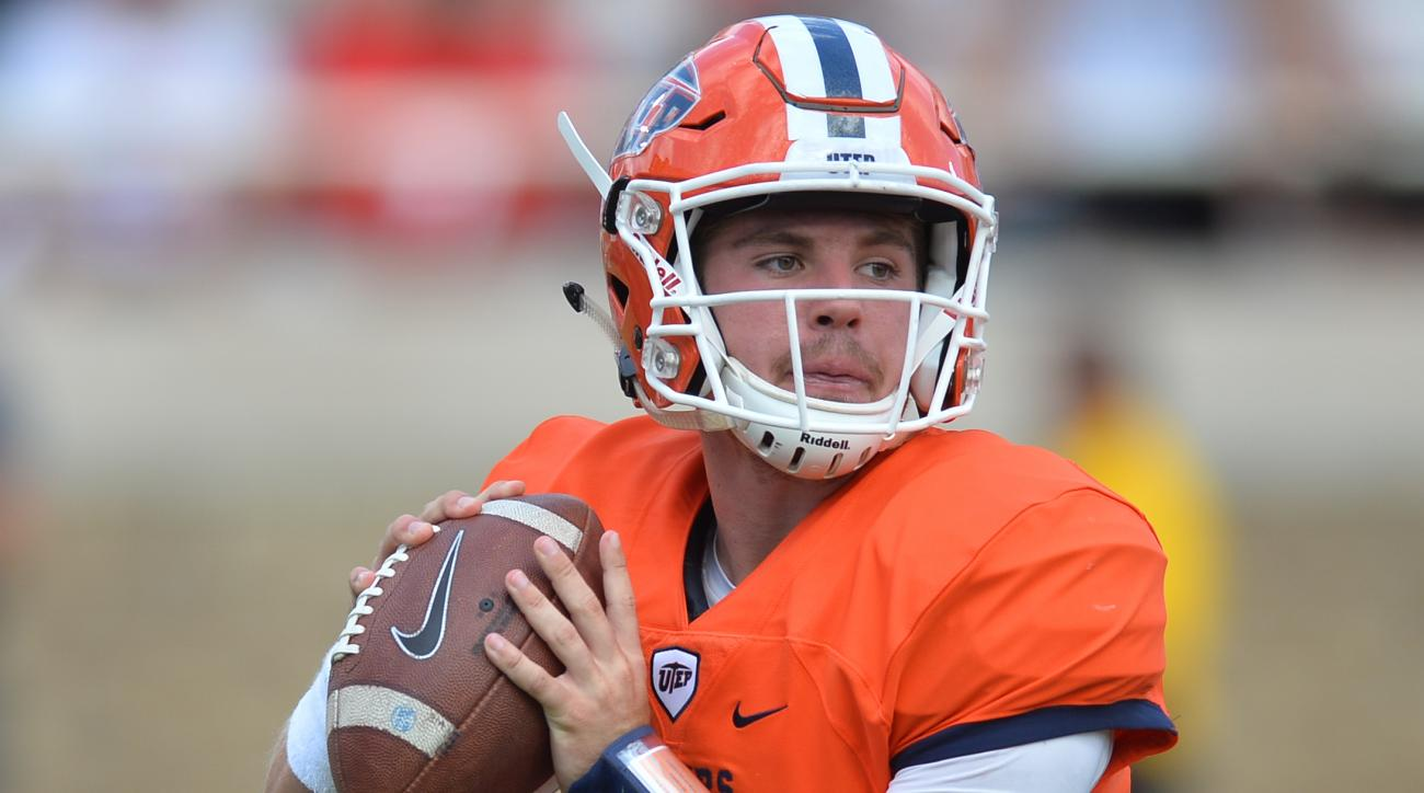 UTEP vs. Southern Miss: Teams will wear Halloween themed uniforms