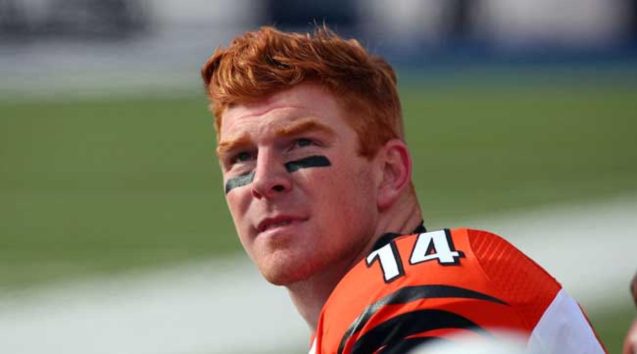 Cincinnati Bengals quarterback Andy Dalton.