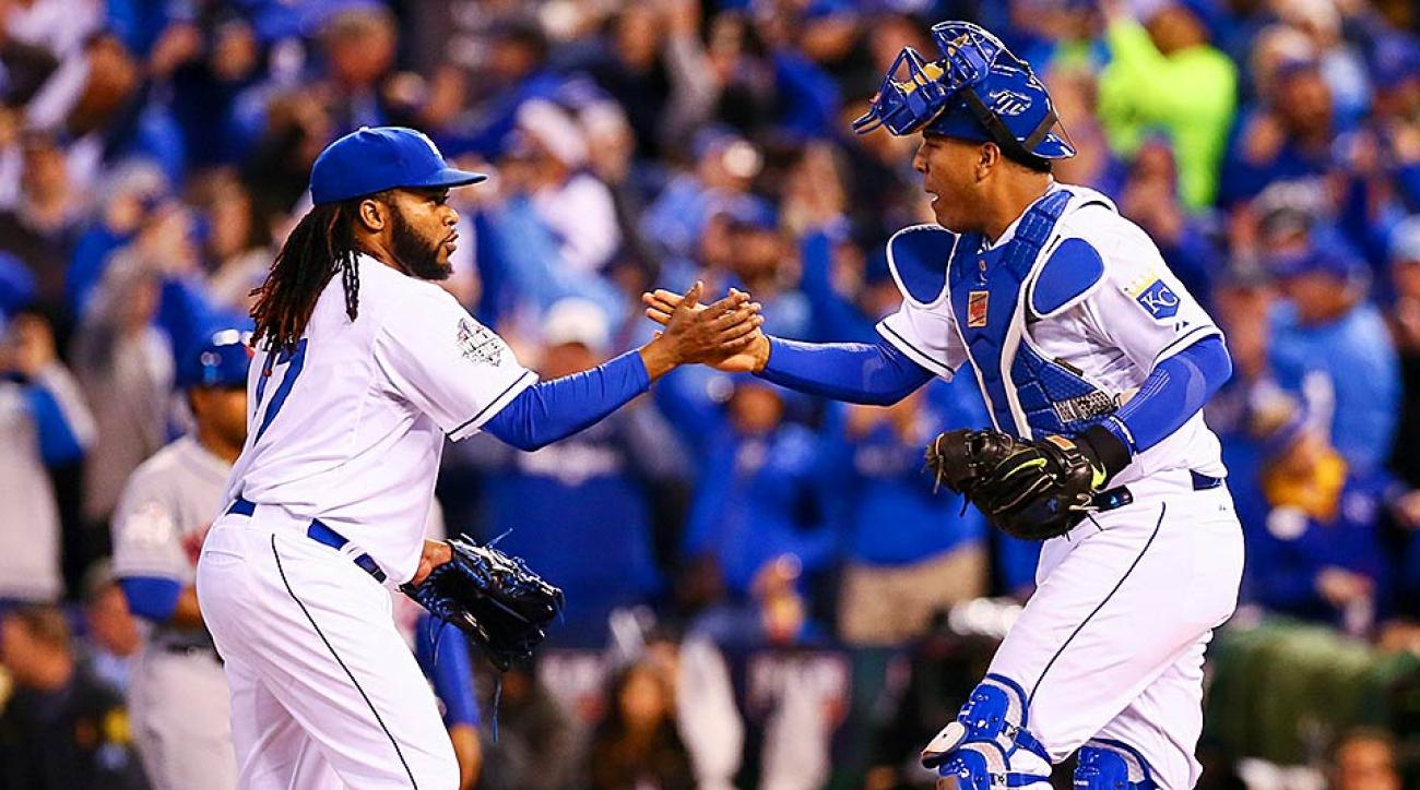 Johnny Cueto Royals