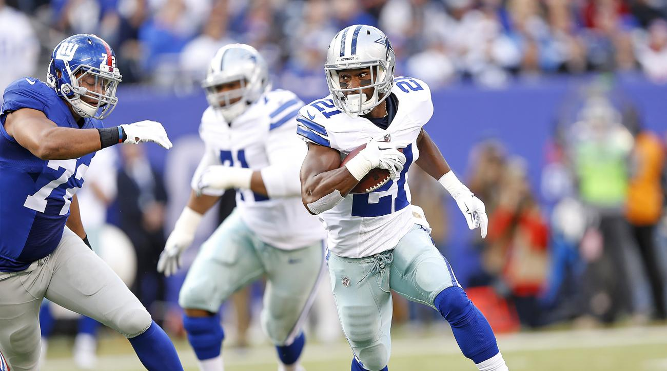 Dallas Cowboys Joseph Randle oblique injury update