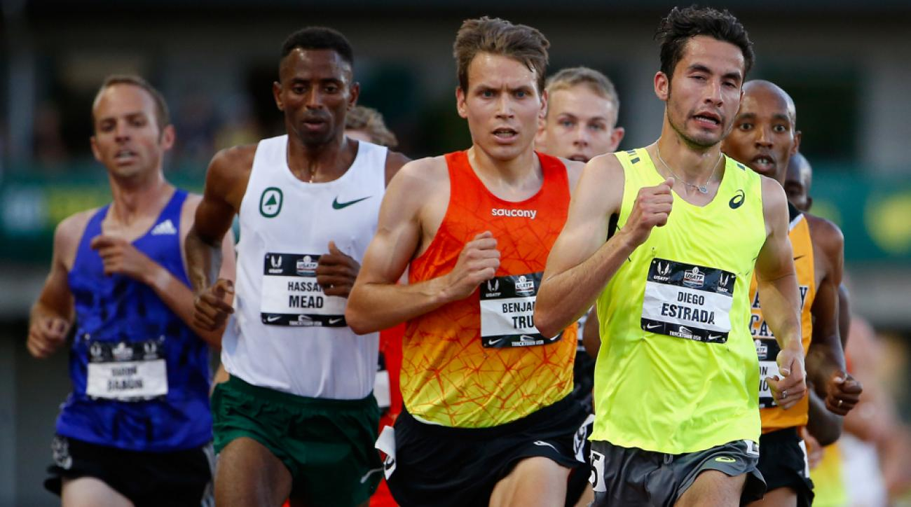 diego estrada olympic marathon trials debut 2016