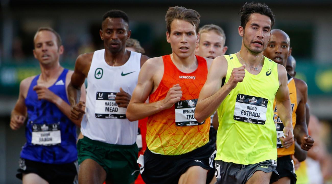 diego estrada olympic marathon trials debut 2016