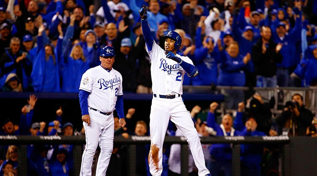 Alcides Escobar Royals