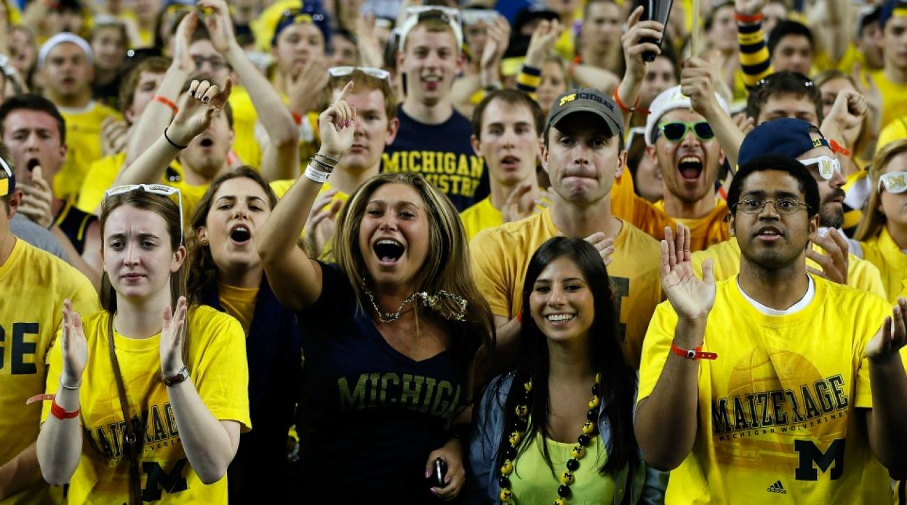 Michigan fans meet in comment section on ESPN, marry