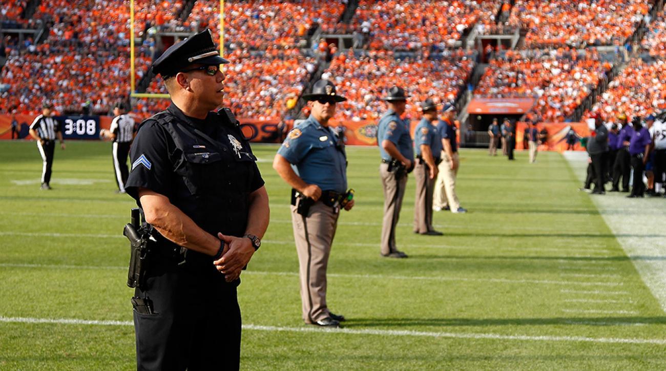 Police NFL
