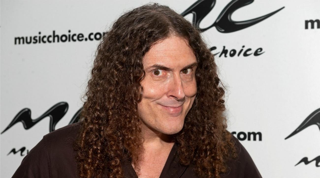 Weird Al Yankovic parodies every sports press conference